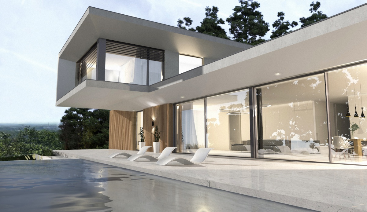 Un projet réalisé par CUBIK architecture