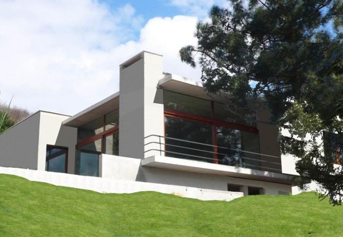 Un projet réalisé par PUTZ DOMINIQUE ARCHITECTE