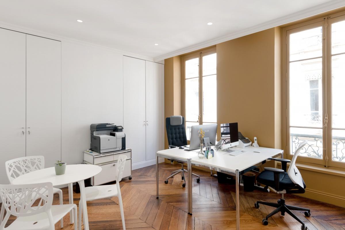Réhabilitation plateau de bureau : Bureaux-Herriot-Lyon-03
