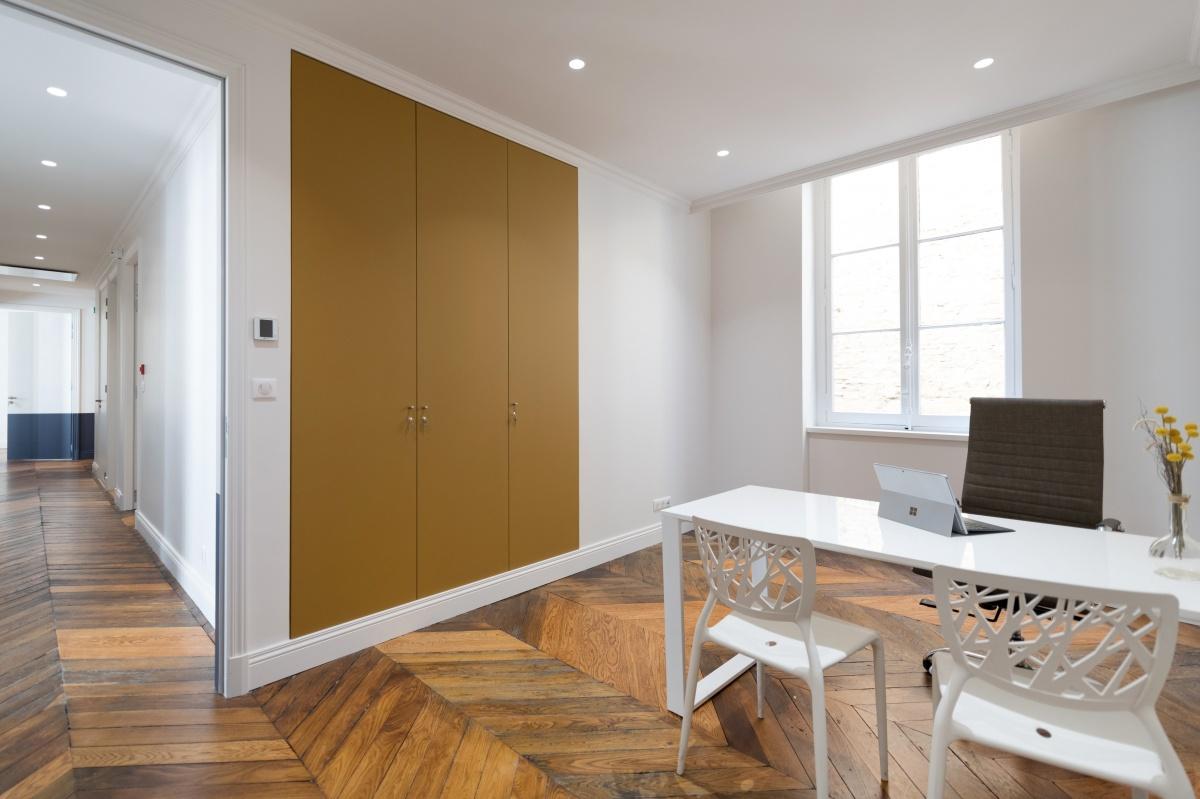 Réhabilitation plateau de bureau : Bureaux-Herriot-Lyon-22