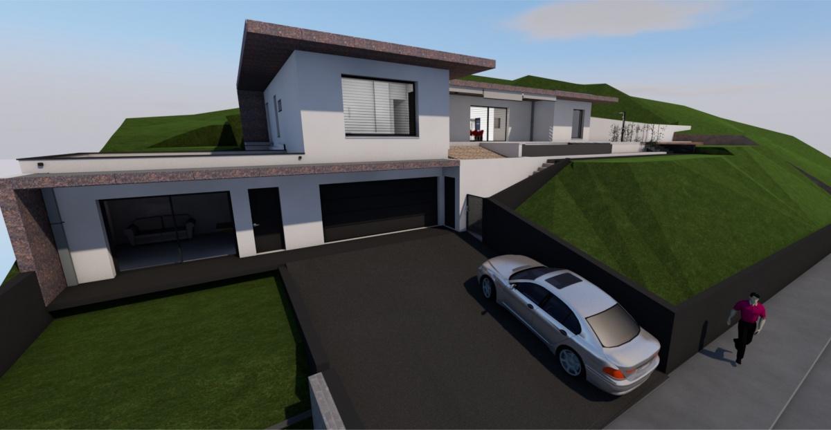 Création d'une villa : FINAND- EXE 6 - Image1