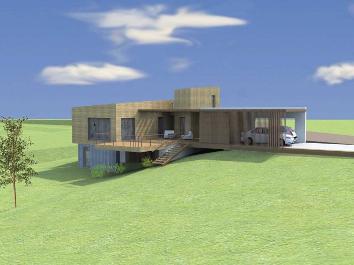 Maison individuelle RA-01