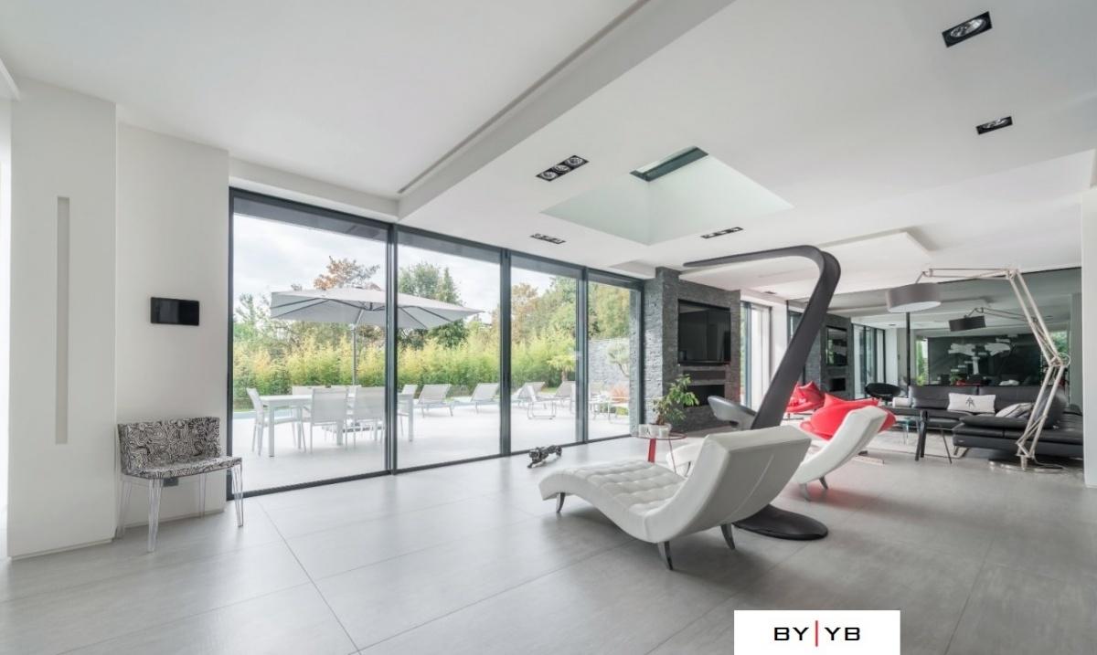 Villa contemporaine : 1