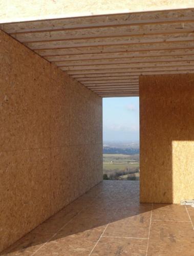 Maison contemporaine bois & paille : 14_maison double peaux.JPG
