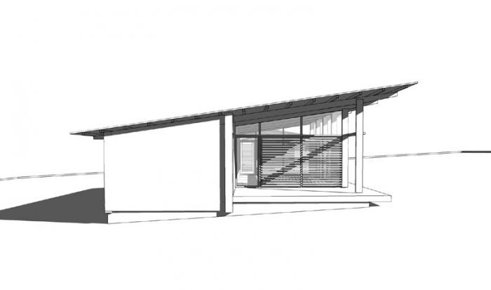 Maison bois bioclimatique / Basse énergie : 05a_maison bois bioclimatique