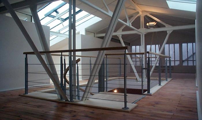 loft lyon une r alisation de jean yves arrivetz. Black Bedroom Furniture Sets. Home Design Ideas
