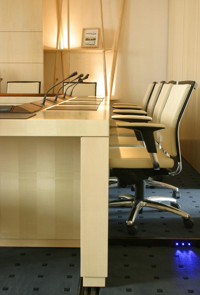 Conseil régional de l'ordre des médecins : detail mobilier