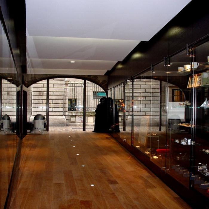 mus e international de la miniature lyon une r alisation de jean yves arrivetz. Black Bedroom Furniture Sets. Home Design Ideas