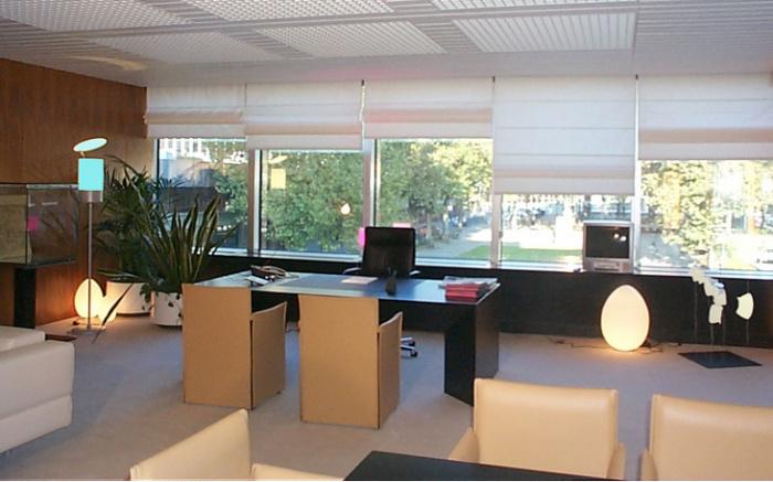 bureaux du pr sident du grand lyon lyon une r alisation de jean yves arrivetz. Black Bedroom Furniture Sets. Home Design Ideas