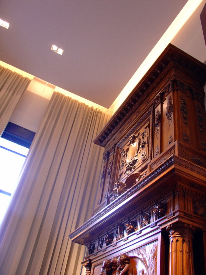 bureau du maire de lyon lyon une r alisation de jean yves arrivetz. Black Bedroom Furniture Sets. Home Design Ideas