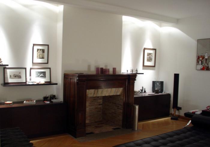 r novation maison lyon une r alisation de jean yves arrivetz. Black Bedroom Furniture Sets. Home Design Ideas