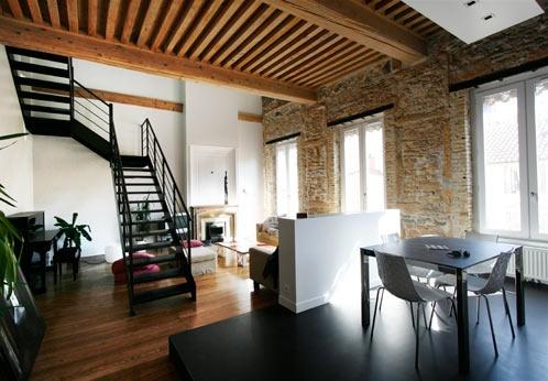R Novation D 39 Un Appartement La Croix Rousse Lyon 4