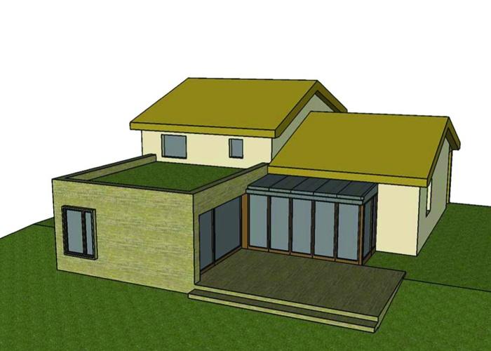 Extension de maison 4