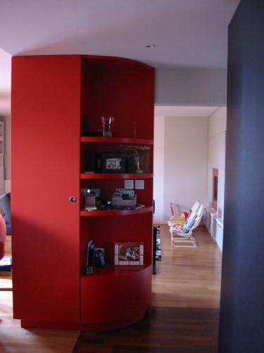 Rénovation et décoration de l'appartement D.