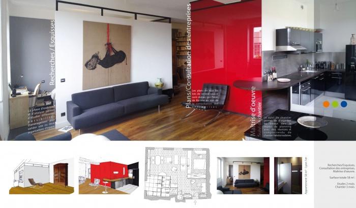 architecte pepin de banane architecte d 39 int rieur lyon r alisations et contact. Black Bedroom Furniture Sets. Home Design Ideas