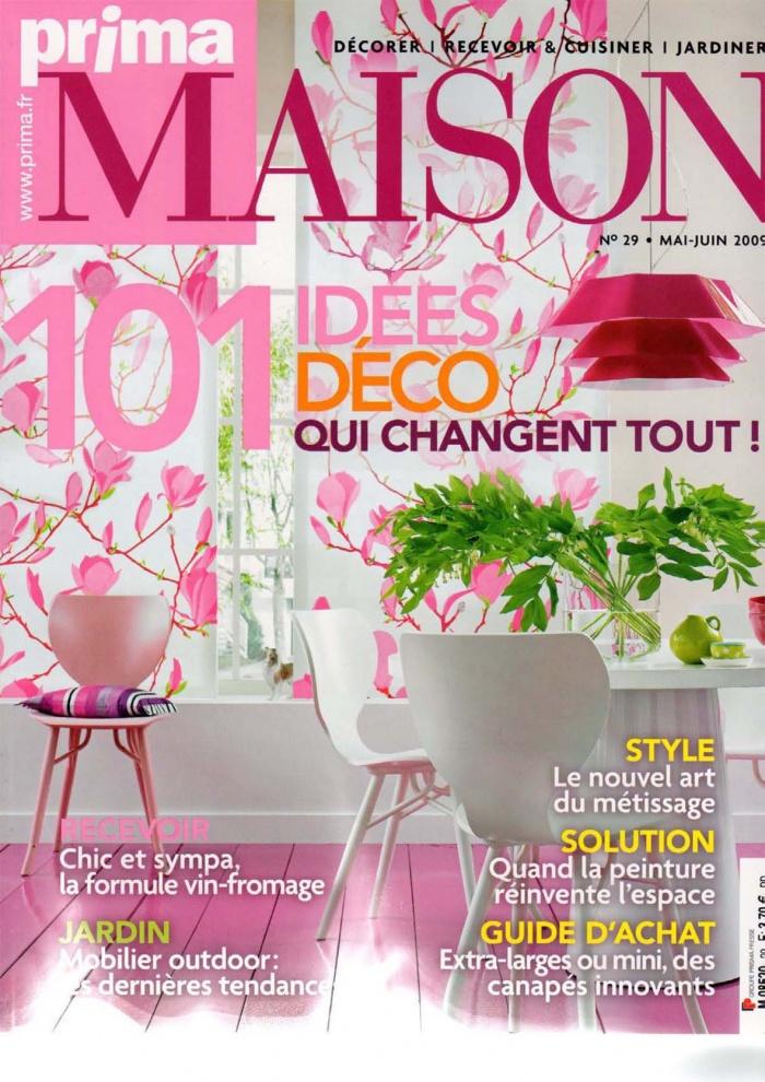 Loft parisien : Publication PRIMA