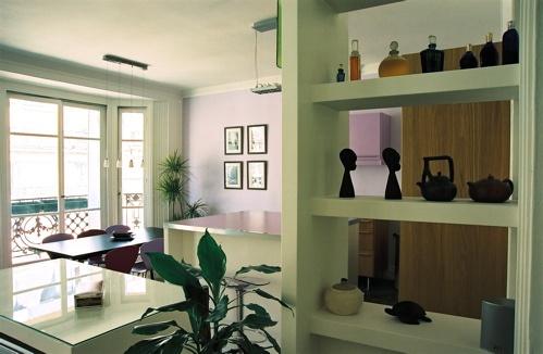 Réhabilitation d'un appartement Neuilly sur Seine : Neuilly - 770