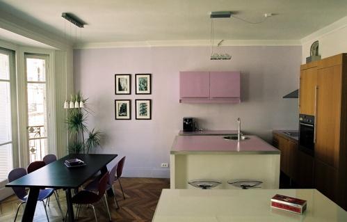 Réhabilitation d'un appartement Neuilly sur Seine : Neuilly - 763