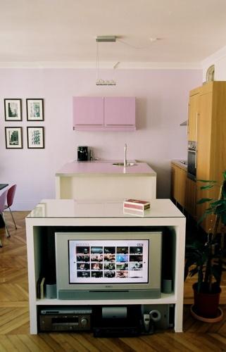 Réhabilitation d'un appartement Neuilly sur Seine : Neuilly - 767