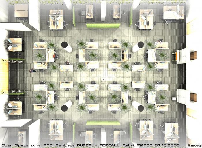 Percall - aménagement bureaux RABAT : image_projet_mini_2491