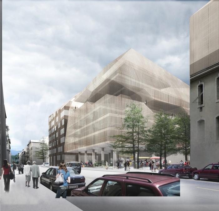 Concours d'architecture et d'urbanisme