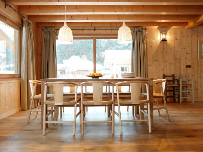 4 chalets_CH : Liarets 4 living room
