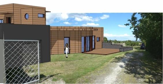 CONSTRUCTION D'UNE MAISON EN OSSATURE BOIS BBC : image_projet_mini_35049
