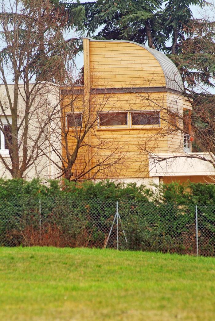 Extension maison individuelle bois