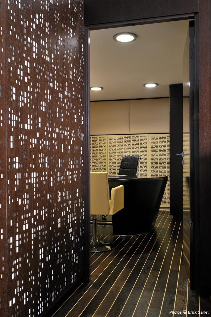 espace gestion patrimoine lyon 2 une r alisation de nathalie haas. Black Bedroom Furniture Sets. Home Design Ideas