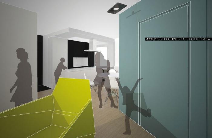apc villeurbanne une r alisation de architectes dank. Black Bedroom Furniture Sets. Home Design Ideas