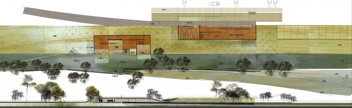 Prix de la Jeune Architecture de Lyon : plan
