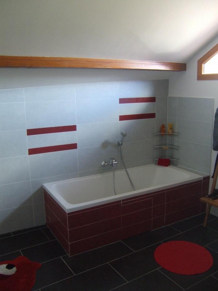 Réhabilitation Toletti : Salle de bains