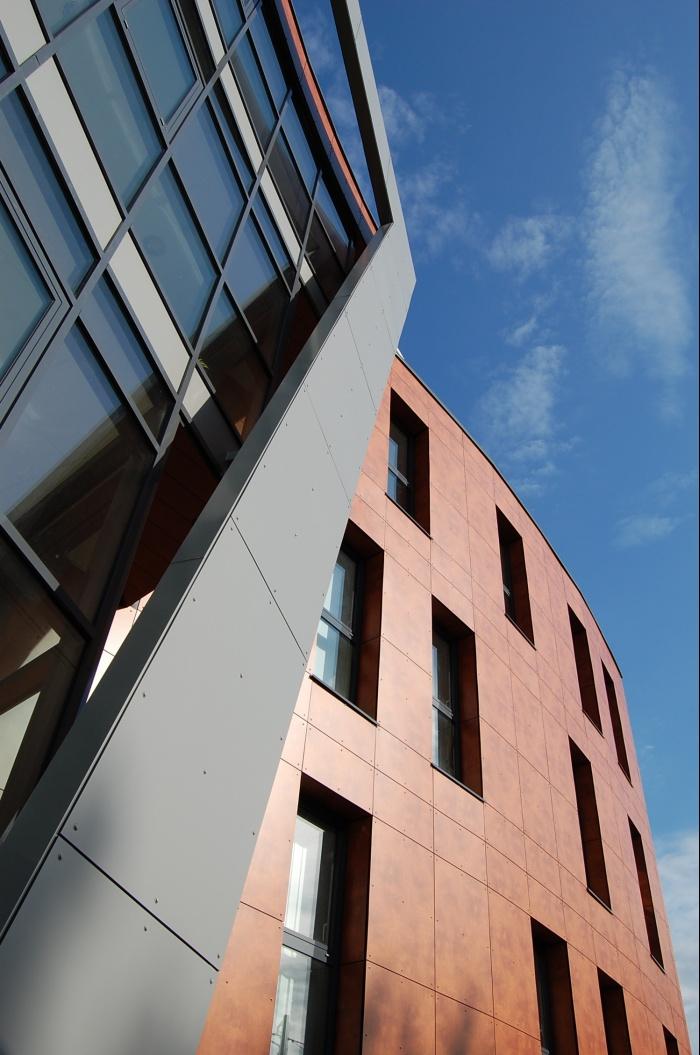 Immeuble de bureaux avenue Monnot Prolongée