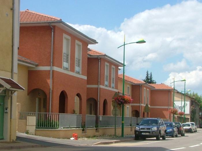 Construction de 13 maisons individuelles groupées
