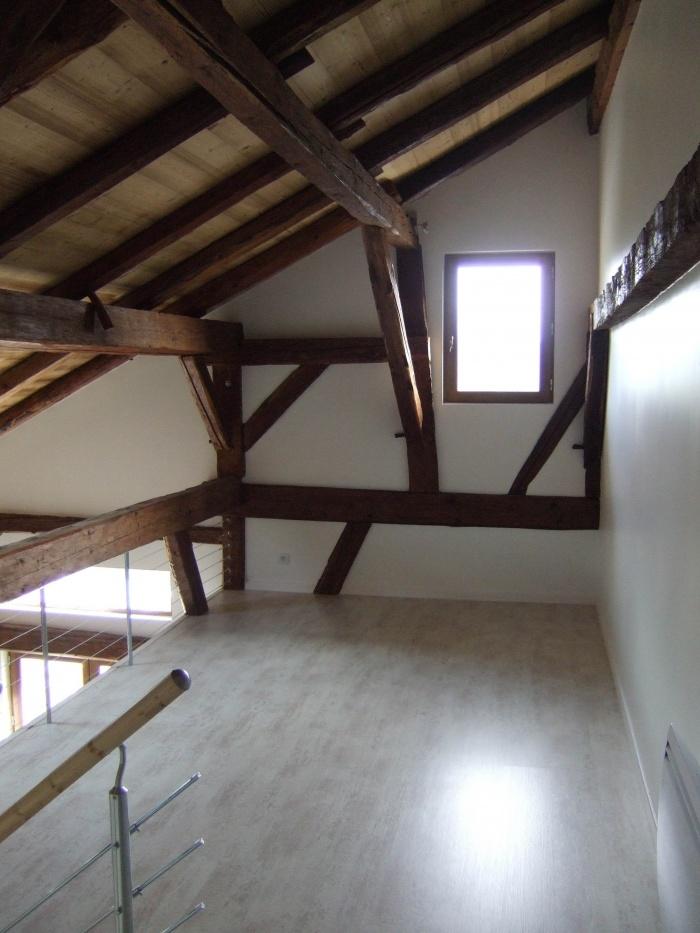 Immeuble Viret : Mezzanine appartement R+2