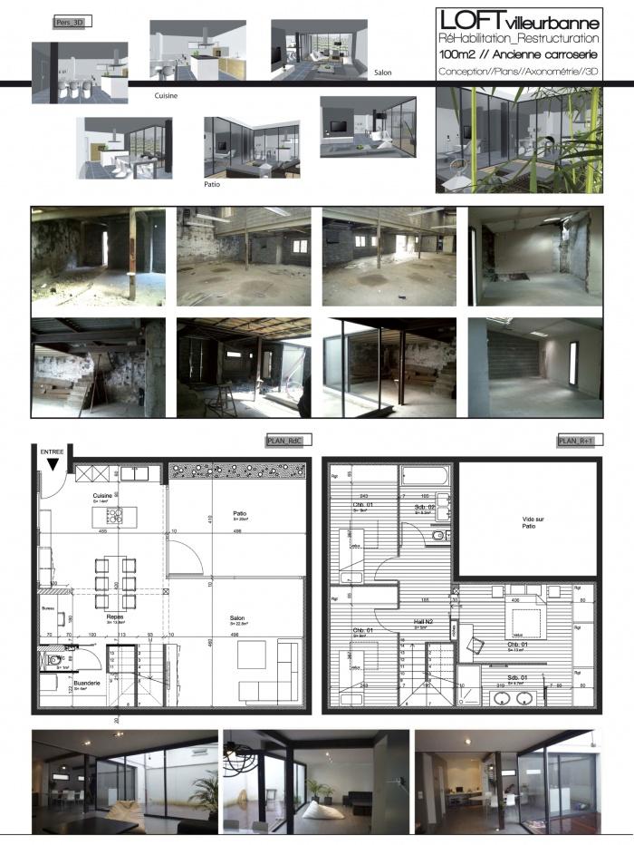 Création d'un loft dans une ancienne carrosserie : image_projet_mini_41928