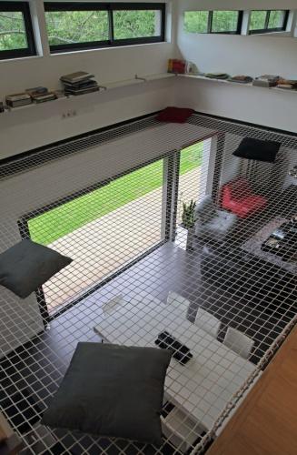 Maison contemporaine HQE : texL23