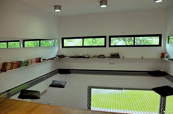 Maison contemporaine HQE : texL24