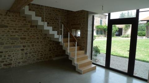 Réhabilitation d'une Maison dans les Monts d'Or : chir28.jpg
