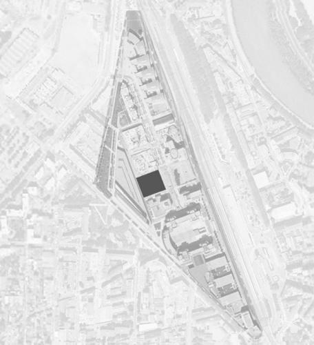 Réalisation d'un immeuble de bureaux : situ