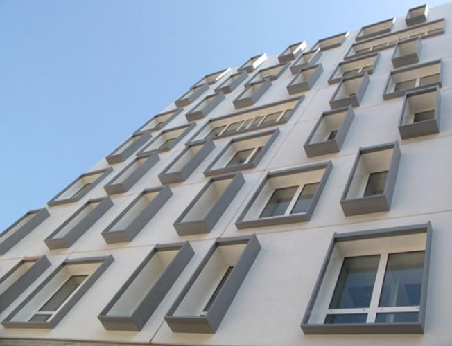 Réalisation d'un immeuble de bureaux : photo2