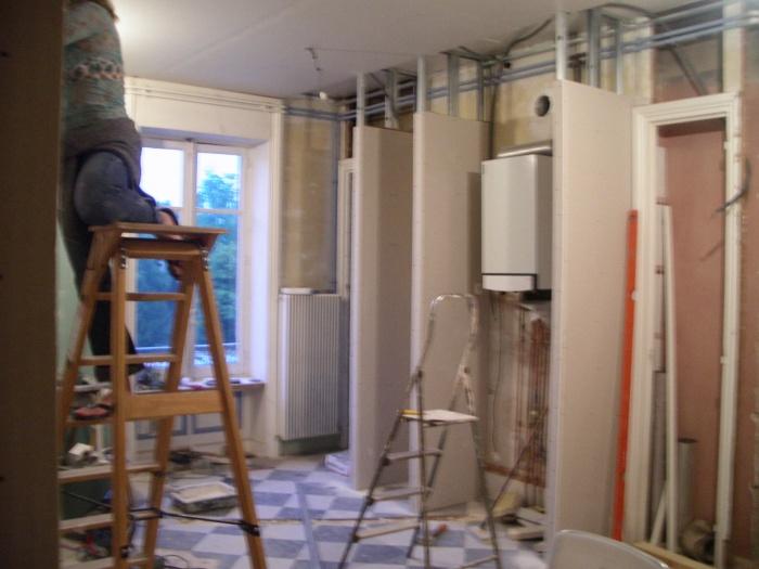 Réhabilitation d'un appartement en ville : IMGP0683.JPG