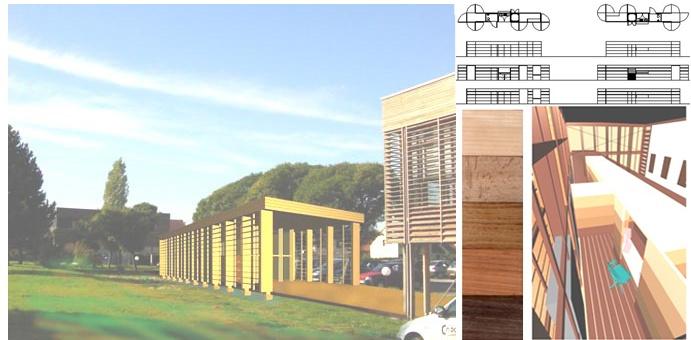 Un projet réalisé par Architecture et territoire connectés