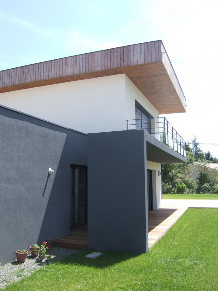 Un projet réalisé par ATELIER D'ARCHITECTURE Sebastien VIRET