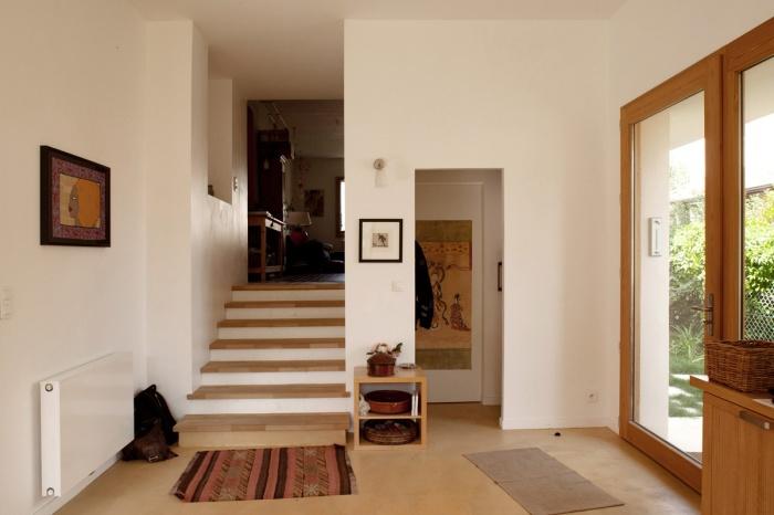 r novation extension d 39 une maison ouvri re lyon 5. Black Bedroom Furniture Sets. Home Design Ideas