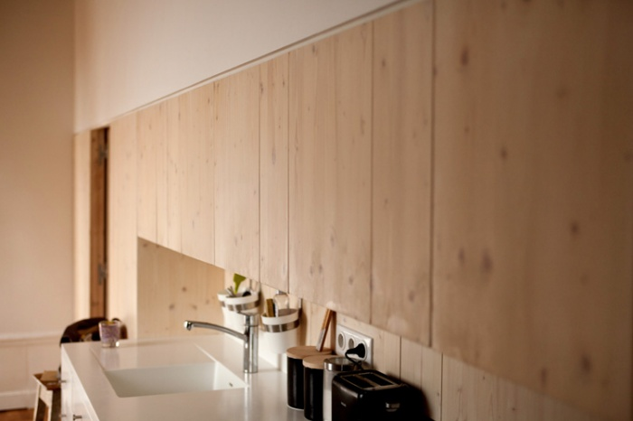 Un projet réalisé par Doucerain Delziani Architectes