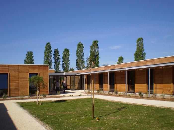 Centre culturel expos tourisme concours de maitrse d for Architectes besancon