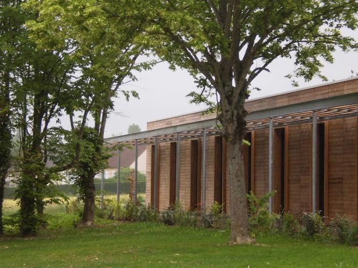 Unités psychiatriques de courts séjours, 53 lits : LM_BourgesGS_04-.jpg