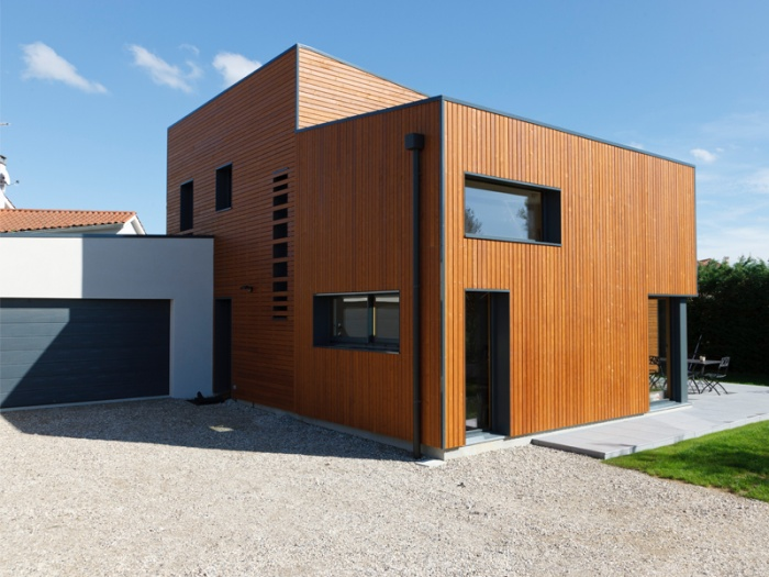 maison contemporaine BBC Rillieux-la-Pape : architecte lyon maison ossature bois bbc.jpg