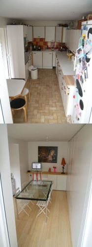 Rénovation d'une maison à la Croix-Rousse : 02_Rénovation maison Croix-Rouse